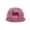 Pineapple Cap Pink
