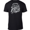 Waves Shirt Black Rear