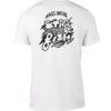 Waves Shirt White Rear
